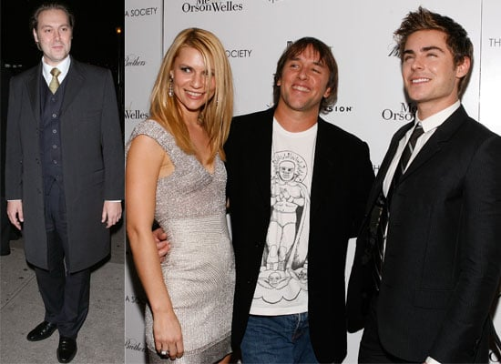 PopSugar UK Interview With Me and Orson Welles Cast Zac Efron Claire Danes Richard Linklater, Zac Talks Footloose and Fans