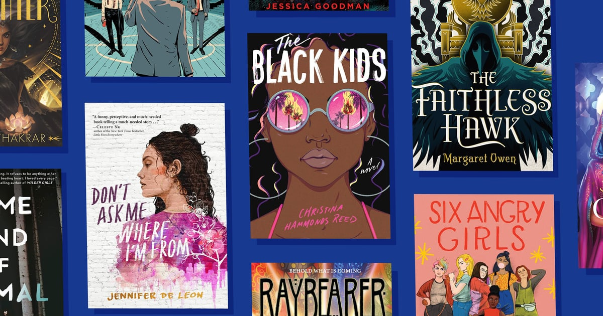 The Top 10 YA Books Coming Out in August 2020