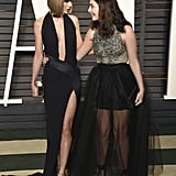 Taylor Swift and Lorde Looked Too Perfect to Be Real After the Oscars