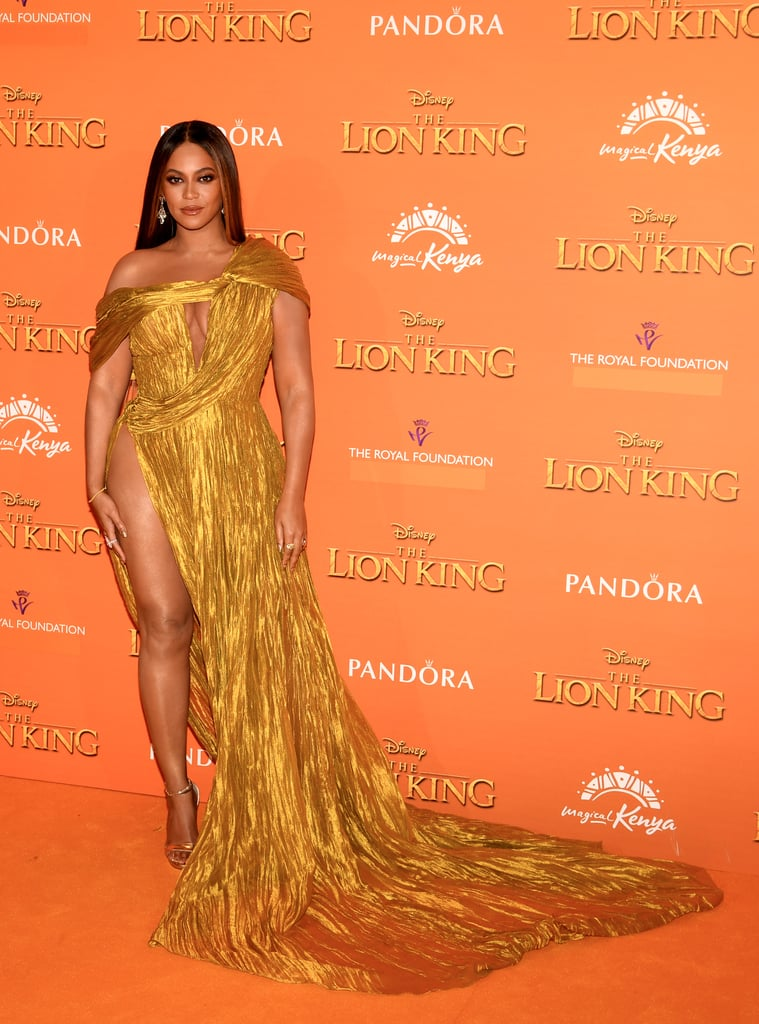Beyoncé and JAY-Z at Lion King London Premiere Pictures 2019