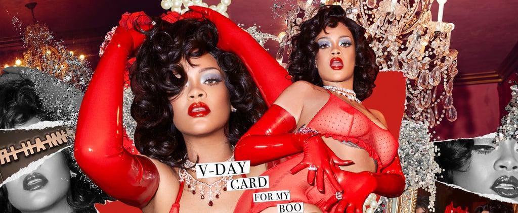 See Rihanna's Savage x Fenty Valentine's Day Collection 2021