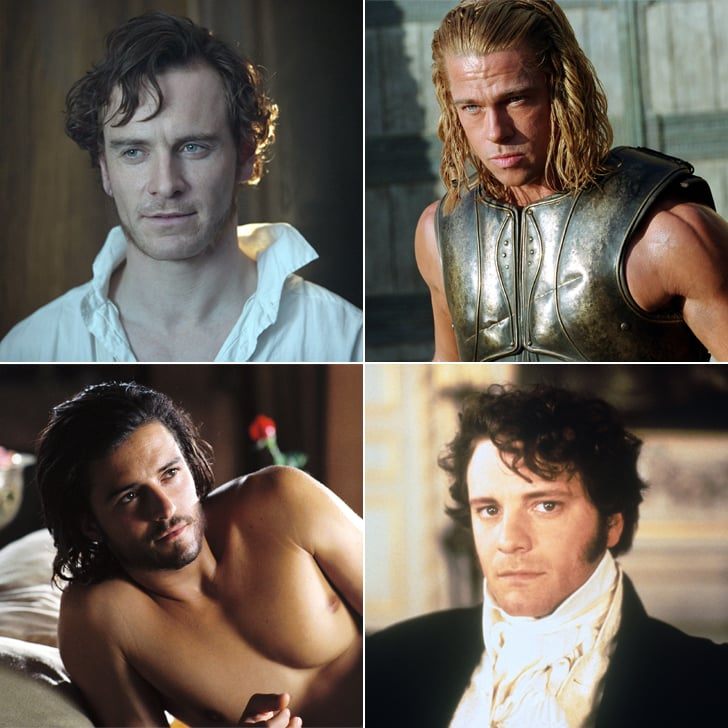 Hot Historical Movie Characters