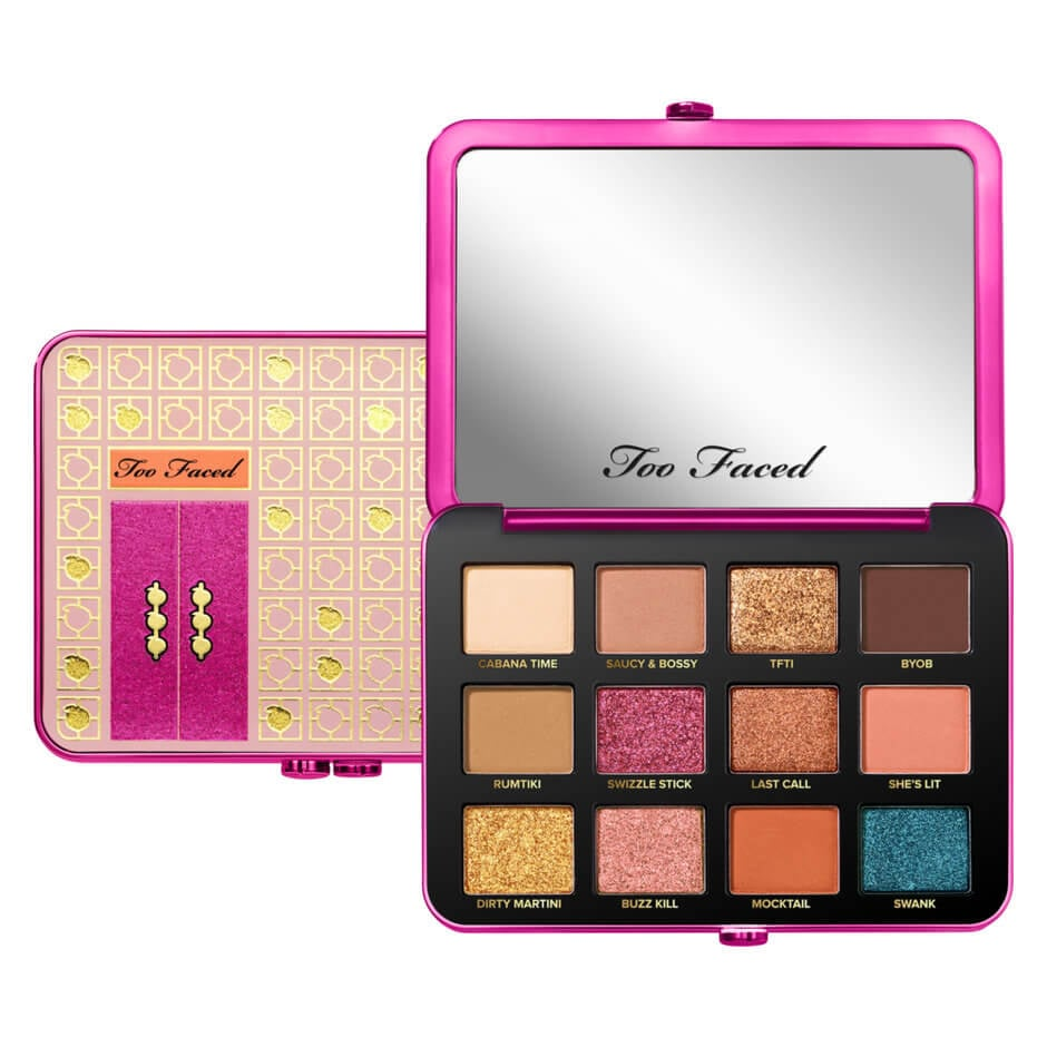 Too Faced Palm Springs Dreams Cocktail Party Eyeshadow Palette