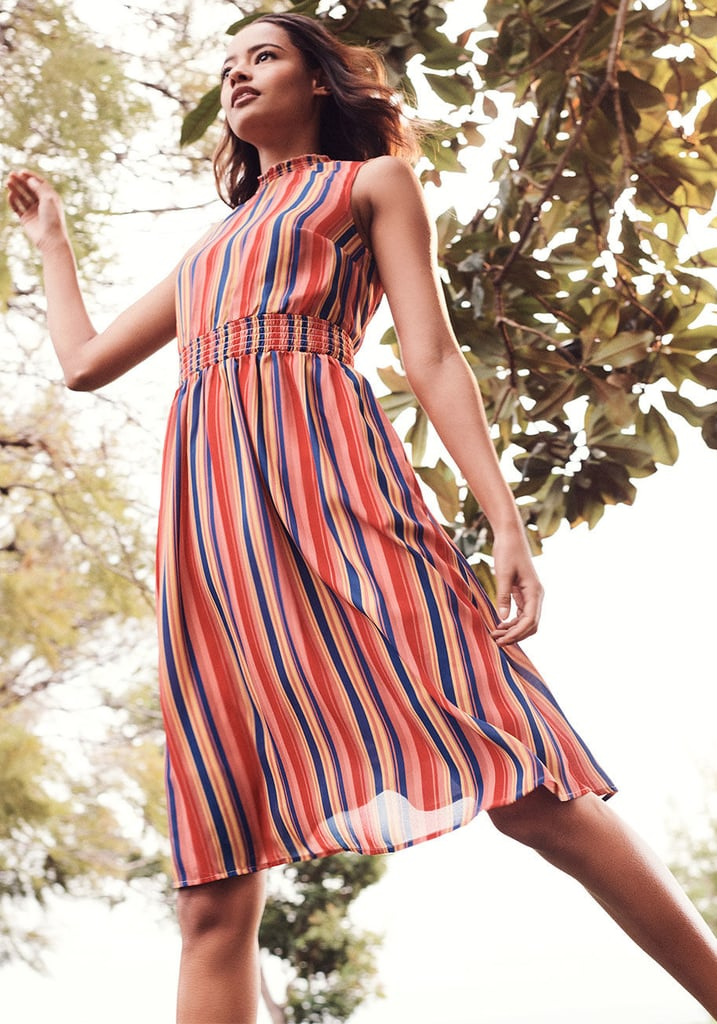 Savor the Occasion Woven A-Line Dress