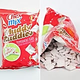 Chex Mix Muddy Buddies Peppermint Bark Snack Mix