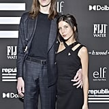 Dylan Brosnan and Avery Wheless at the 2020 Republic Records Grammys Afterparty