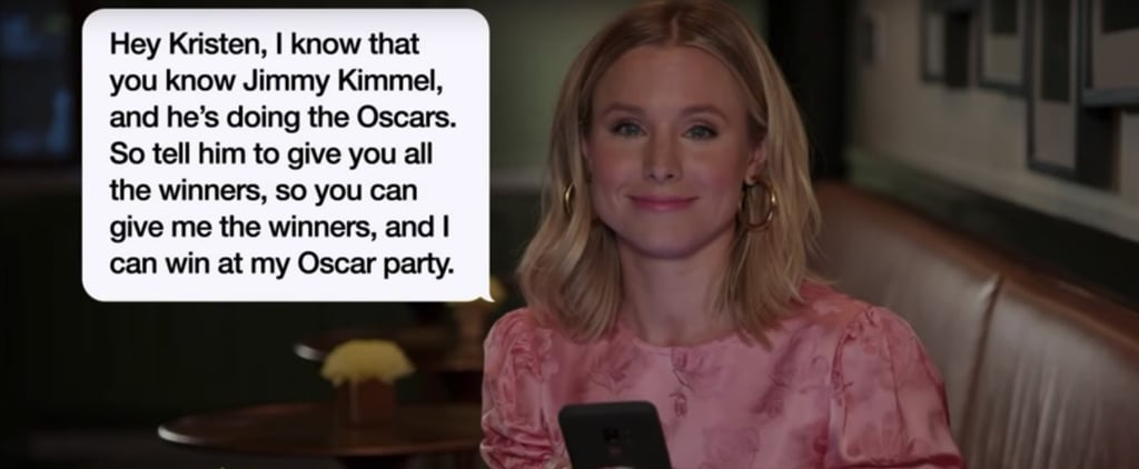 Celebrities Read Texts From Their Moms on Jimmy Kimmel Video