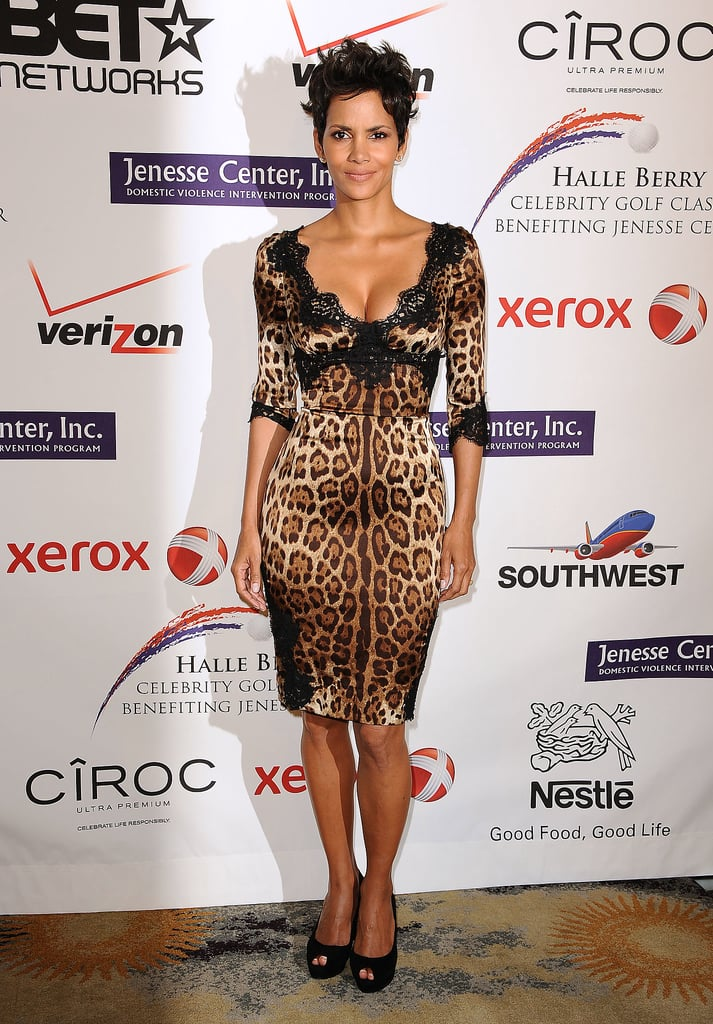 Halle Berry S Sexy Style Halle Berry Relaunches Lingerie