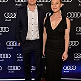Vincent Fantauzzo and Asher Keddie