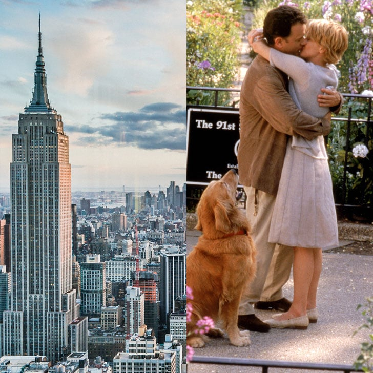 12 Real-Life Locations You Can Visit From Your Favorite Romantic Movies