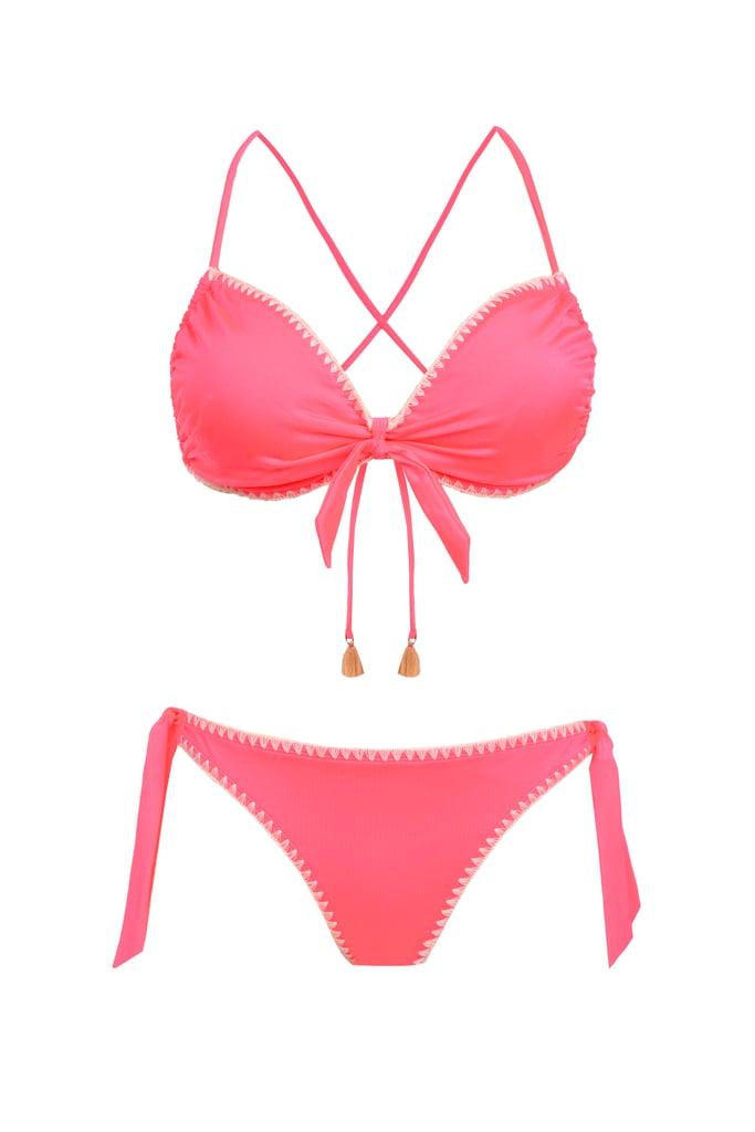 Ashley Graham x Swimsuits For All Sahara Bikini