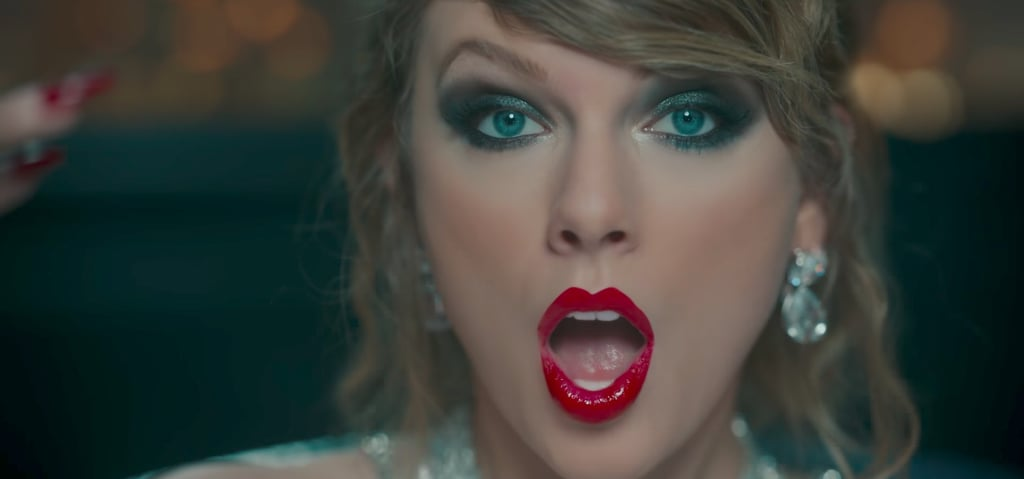 Taylor Swift's Makeup in the Look What You Made Me Do Video