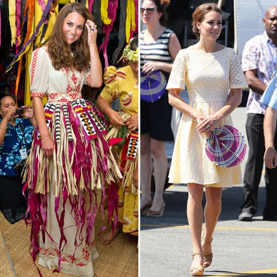 Pictures of Kate Middleton's Royal Diamond Jubilee Tour Wardrobe: Stalk Her Style Day by Day!