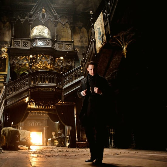 Tom Hiddleston Looks Downright Creepy in New Crimson Peak Pictures