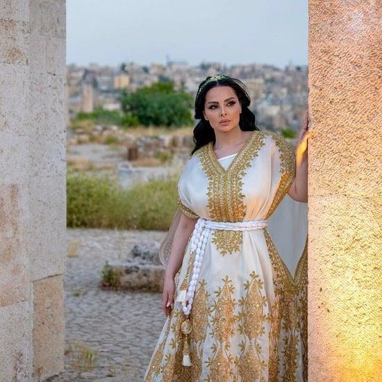 ديانا كرزون تعلن زواجها من الإعلامي الأردني معاذ العمري 2020