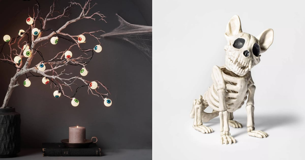 Target Has So Much Halloween Decor Under $25, We're Scared We Might Just Buy It All