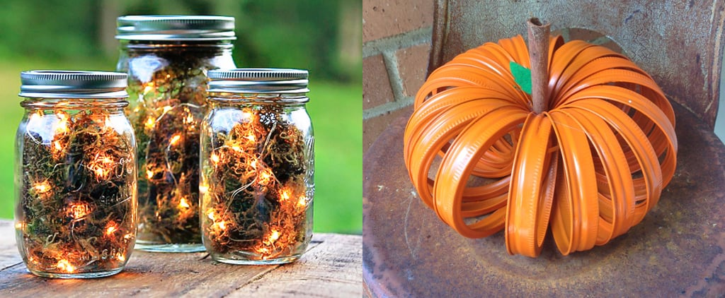 The Ultimate Guide to Decorating With Mason Jars This Halloween