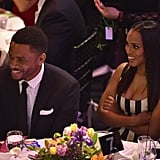 Kerry Washington and Nnamdi Asomugha at the 1st Annual Bronx Children's Museum Gala in 2017