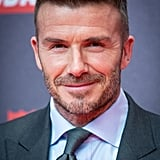 Taurus: David Beckham, May 2