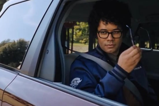 Richard Ayoade in Neighborhood Watch