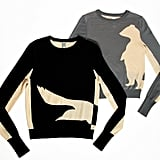 We can't get enough of these super soft cashmere intarsia sweaters. At $300, it's worth every single penny.  Shae NY Cashmere Intarsia Sweater ($300)