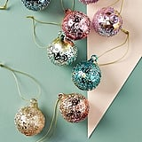 Dewdrop Ornaments, Set of 9