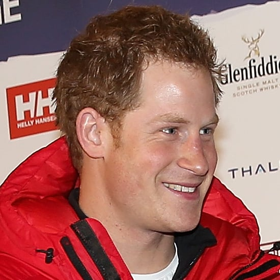 Prince Harry in South Pole Race | Video