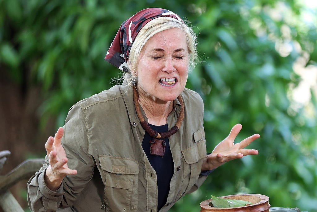 Maureen McCormick in I'm a Celebrity Get Me Out of Here
