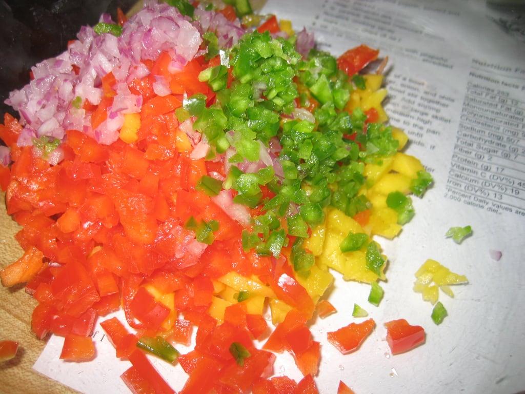 What a gorgeous salsa!