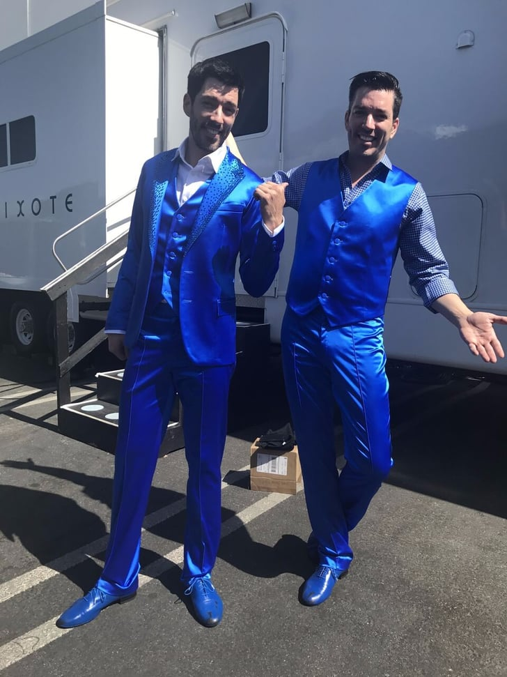 Jonathan Scott Joins Drew On Dancing With The Stars