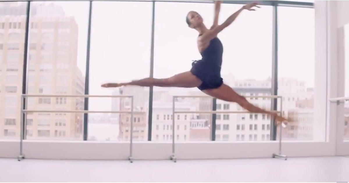 Congrats to Ballerina Misty Copeland, the Stunning New Face of Estée Lauder!