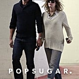 In May 2012, Drew Barrymore and Will Kopelman held hands while out in LA.