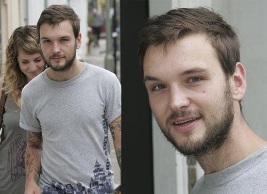 Photos Of Preston From the Ordinary Boys With a Beard