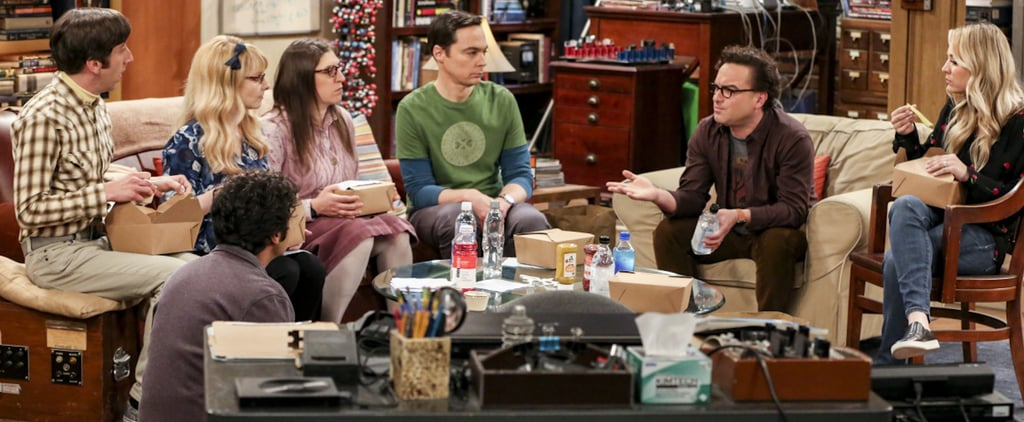 The Big Bang Theory Cast in Real Life