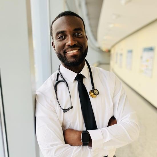 Dr. Kojo Sarfo Interview on Sharing Mental Health Info