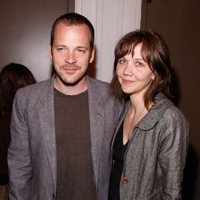 Peter Sarsgaard and Maggie Gyllenhaal at the BAM Opening Night
