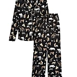 Cosabella Bellita Long-Sleeve Pajama Pant Set