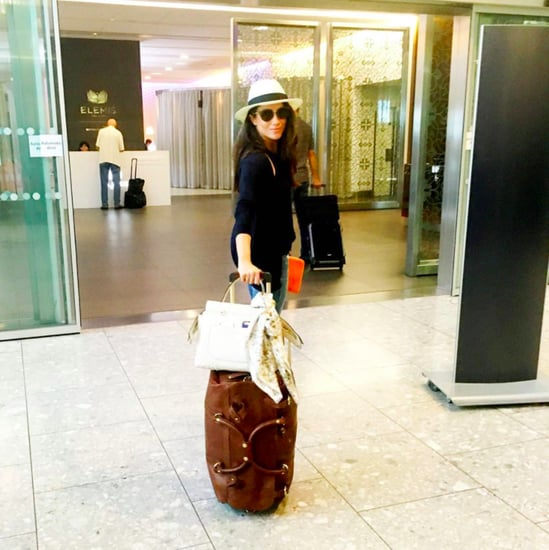 Meghan Markle Travel Pictures