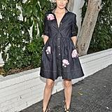 Camilla Belle Wearing Kate Spade