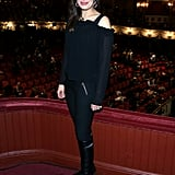 Sophie Winkleman at the English National Opera in January 2019