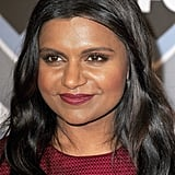 Mindy Kaling at the FOX TCA All-Star Party.