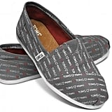 TOMs Shoes Mom's Day Printed Canvas Classics ($48)