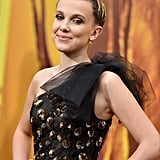 Millie Bobby Brown's Gold-Tipped French Manicure In May 2019