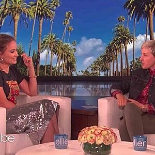 Why Olivia Wilde's Kids Think Ellen DeGeneres Is Their Mum