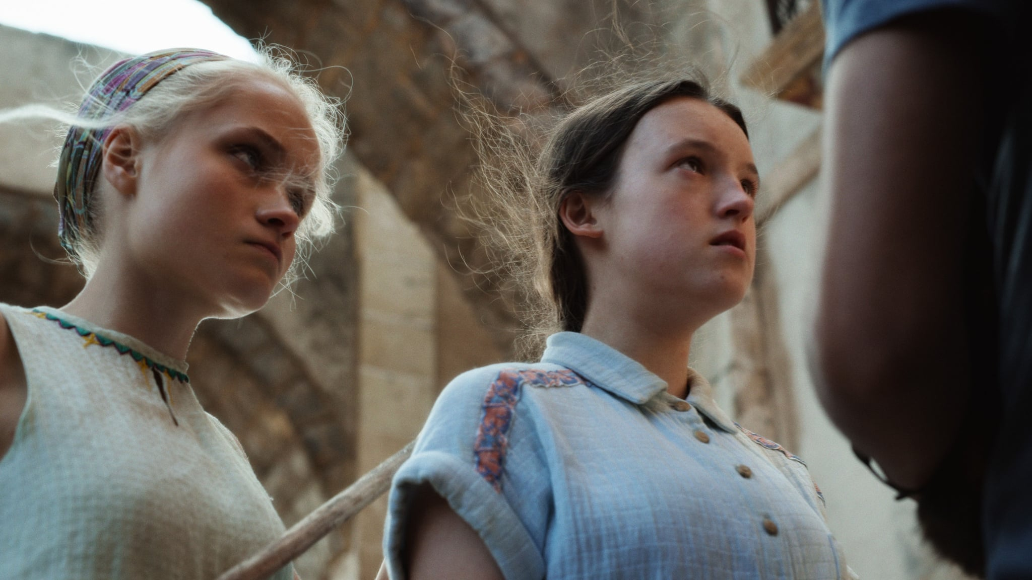 Game Of Thrones Bella Ramsey In His Dark Materials Season 2 Popsugar Australia Entertainment