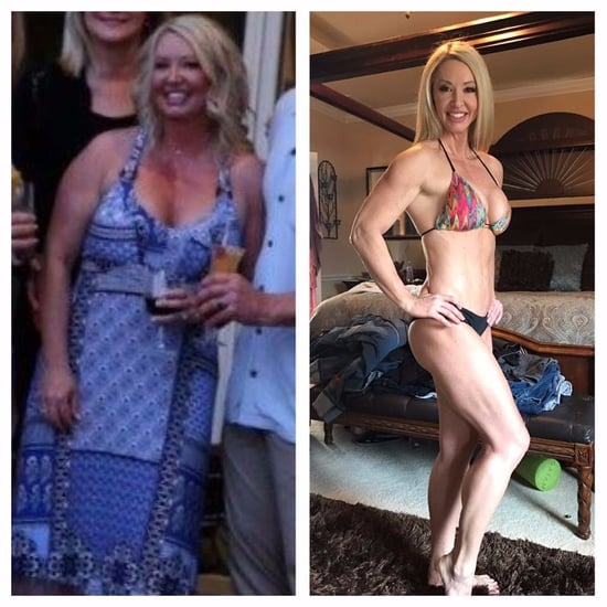 50-Pound Weight-Loss Transformation