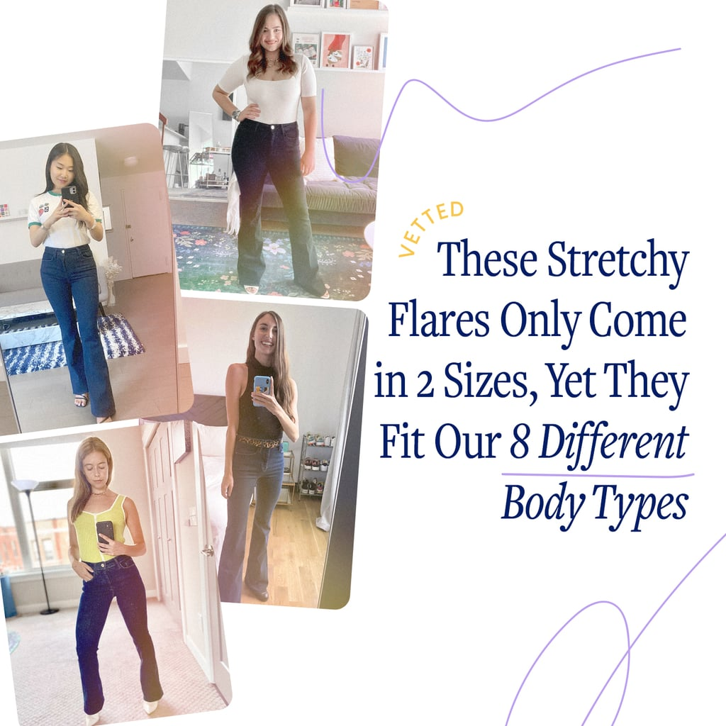 The Best Flare Jeans With Stretch For Women   2021