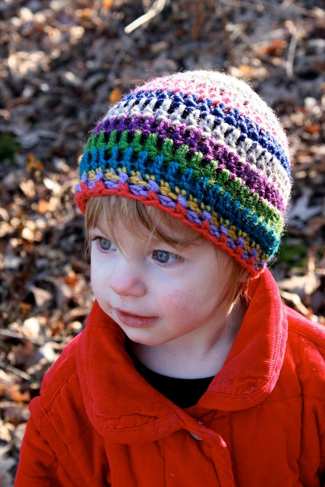 Kids Striped Hat ($15)