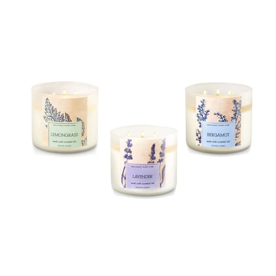 Bath & Body Works All-Natural Essential Oil Candles