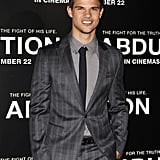 Taylor Lautner Promoting Abduction in Sydney